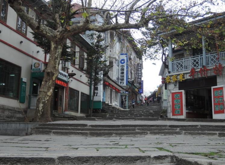 庐山牯岭镇